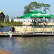 Рыбалка на базе отдыха Башкирия в Шмидтово (Уфа)