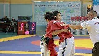 Новости UTV. Состоялся чемпионат РБ по борьбе корэш, посвящённый памяти Рената Шарипова