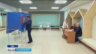 В Уфе оборудовали участки для маломобильных избирателей