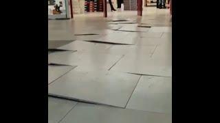 В Стерлитамаке в ТЦ ожил пол | Ufa1.RU