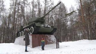 Уфа на броне: как уфимский танк Т-34 появился в игре Call of Duty? Специальный репортаж