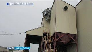 В Башкирии сильный ветер повредил кровлю зданий на площади почти 400 квадратных метров
