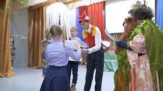 Награждение призеров и победителей конкурса фестиваля «Мамин праздник»
