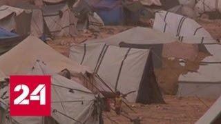 """Более 17 тысяч сирийцев эвакуированы из лагеря """"Эр-Рукбан"""" усилиями Москвы и Дамаска - Россия 24"""