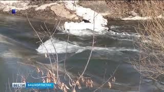 В Башкирии начался постоянный подъем воды в реках