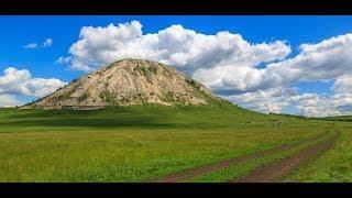 Аэросъемка.Республика Башкортостан.Ишимбайский район