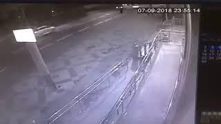 Массовое ДТП на ул. Северной в Краснодаре