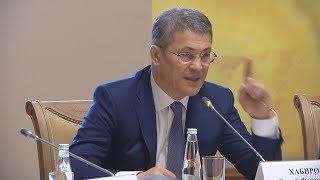 """UTV. """"Сибай, дыши!""""  Радий Хабиров призвал не верить газоанализаторам, купленным в """""""