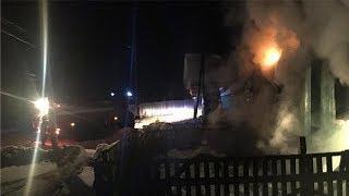 В Белорецке в огне погибла пожилая пара