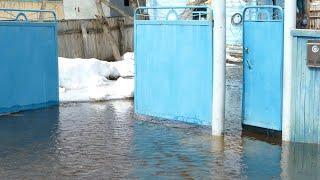 Дело труба: целую улицу затопило талыми водами в поселке в Башкирии