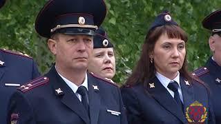 В Уфе полицейские почтили память погибших сотрудников органов внутренних дел