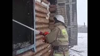 В пожаре погиб мужчина   Ufa1.RU