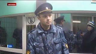 Публикуем видео задержания подполковника ФСИН с наркотиками на проходной в уфимской ИК