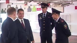 В Башкортостане стартовал Чемпионат МВД России по преодолению полосы препятствий со стрельбой