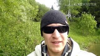 Рыбалка//Поймал страшного ротана//озеро Поросенково//с.Аскино//7.06.2019