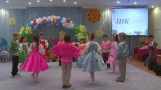 """русский танец """"Соловушка"""""""