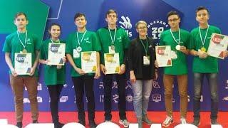 Новости UTV. Салаватские студенты приняли участие в Открытом Региональном чемпионате World Skills РБ