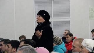 Итоговое собрание села Рощинский Стерлитамакского района по ППМИ часть 2
