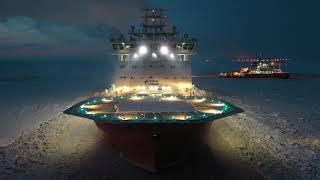 Рассекая лед: путешествие из Петербурга в Арктику