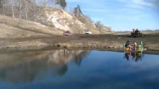 Едем на Голубое озеро (Башкирия)
