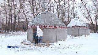 В Башкирии появился ещё один этнопарк