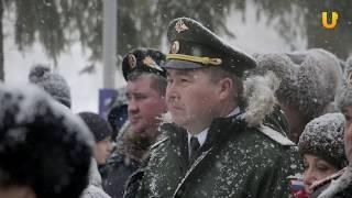Новости UTV. В Салавате отметили День защитника Отечества