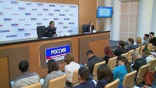 В Медиацентре «Россиия» состоялась пресс-конференция с Динаром Гильмутдиновым
