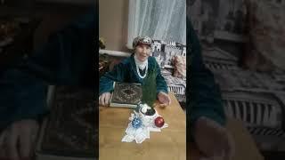 Вместо Путина. С Новым годом  от Лидии Якуповны. Уфа, Башкортостан