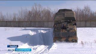 В Башкирии выпустили очередную партию вездеходов для арктической группировки армии России
