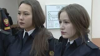 Госавтоинспекция Башкортостана провела акцию «Студенческий десант»