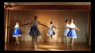 326 Театр танца Излучина Ансамбль Аллегро пгт Излучинск Вальс Сияние Севера