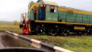 НОД   Поезд на  Мелеуз
