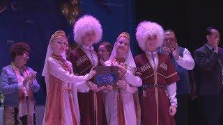 """Фестиваль-конкурс """"Золотой Сапсан"""" в г. Кумертау"""