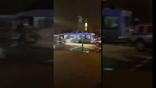 В жуткой аварии на остановке «Рембыттехника» погиб водитель