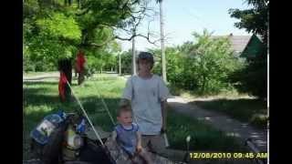 Путешествие на веломобилеVelodreamer's family travel_2010(full)
