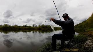Весенняя рыбалка в Мае 2019