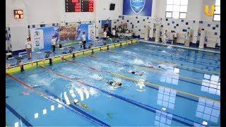 Новости UTV. Чемпионат и Первенство РБ по плаванию
