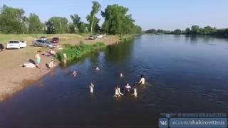 Ишимбай. Река Белая
