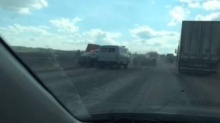 Авария на трассе М5, Туймазинский район
