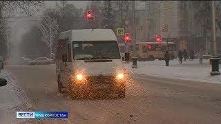 Из-за метели водителям Башкирии рекомендуют не выезжать без острой необходимости
