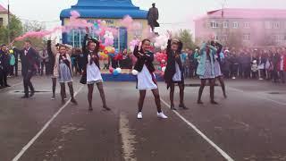 """Флешмоб лицеистов """"Весеннего бала 2018"""""""