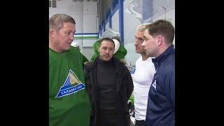 Радий Хабиров поддержал идею назвать улицу именем тренера «Салавата Юлаева» | Ufa1.RU