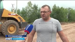 Скорая не проедет: жители трех деревень в Благоварском районе остались без дороги