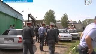 В Кигинском районе Башкирии участковый спас маму с