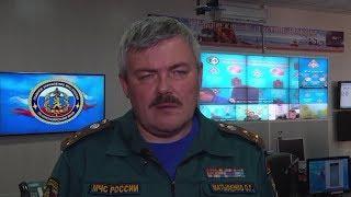 Вертолёт Ми-8 разбился в Красноярском крае