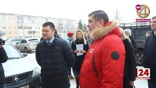 Министр ЖКХ Борис Беляев посетил Нефтекамск