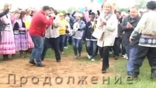 Сабантуй 2013 в Кармаскалинском районе (Башкортостан). Часть_1