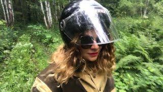 Впервые на квадроцикле . Башкирия . Природа Южного Урала .