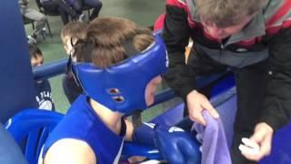 Матчевая встреча по боксу Набережные Челны - Туймазы