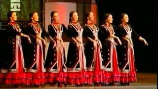 Ансамбль танца - Семь девушек (Башкортостан)
